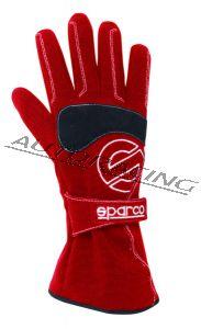 Sparco K-F1 kartinghanska punainen koko 13