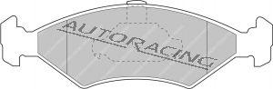 Ferodo DS2500 jarrupala FCP1081