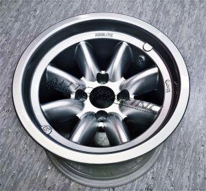 "Minilite Mag Style 13x9"" 4x100 ET0 BMW"