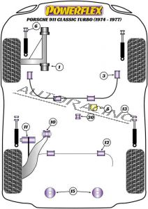 PORSCHE 911 CLASSIC (1974-1977) TURBO ROAD SERIES