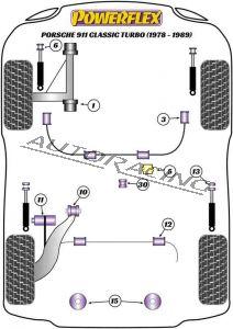 PORSCHE 911 CLASSIC (1978-1989) TURBO ROAD SERIES