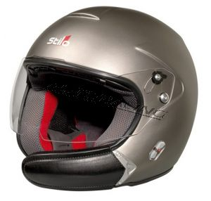 Stilo WRC moto Bluetooth kypärä M