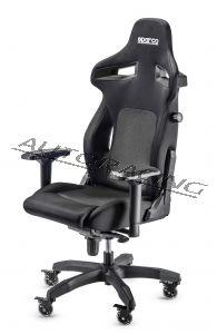 Sparco STINT toimisto/pelituoli musta