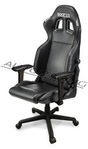 Sparco ICON toimisto/pelituoli musta