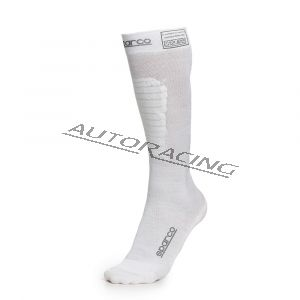 Sparco Sukat compression valkoinen 46