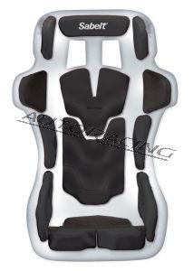 SABELT GT-PAD ISTUINTYYNY XL