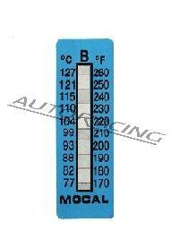 lämpötarra 77-127c