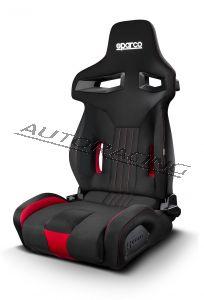 Sparco new R333 penkki musta punainen
