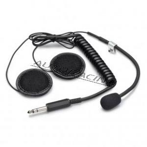 Sparco kuulokesarja avokypärään IS-110 keskusyksikölle