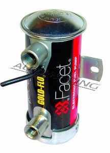 FACET Silver Top Fast Road polttoainepumppu