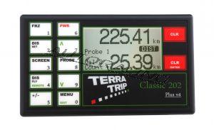 Terratrip 202 plus classic v4 trippimittari