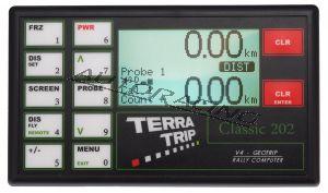 Terratrip 202 geotrip v4 classic trippimittari