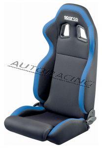 Sparco R100 penkki musta/sininen