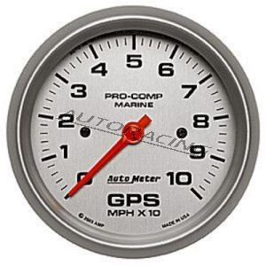 Autometer 200836-33 Nopeusmittari