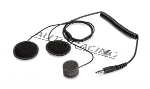 Sparco kuulokesarja umpikypärään IS-140 keskusyksikölle
