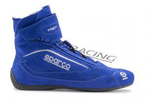 Sparco Top + SH-5 ajokenkä sininen 37