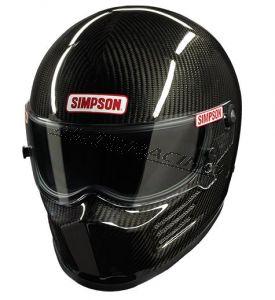 Simpson Bandit Carbon kypärä L (58-60)