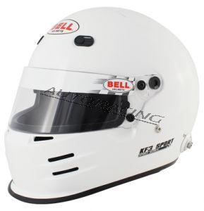 Bell KF3 Sport kypärä valkoinen S