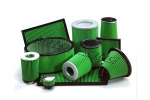 Green ilmansuodatin SUZUKI GSXR600