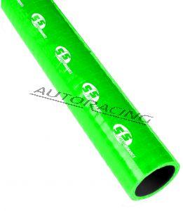 Silikoniletku bensan/öljynkestävä 8mm vihreä