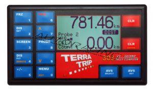 Terratrip 303 geotrip v4 rally trippimittari