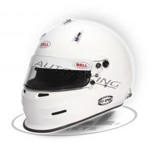 BELL GP3 Sport VALKOINEN koko XL