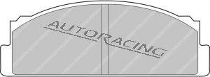 Ferodo DS2500 jarrupala FCP29