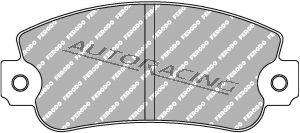 Ferodo DS2500 jarrupala FCP351