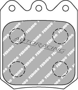 Ferodo 4300 jarrupala FRP3104