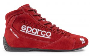 Sparco Slalom RB-3.1 ajokenkä punainen koko 37
