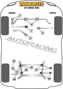 AUDI A7 (2010-2017) ROAD SERIES