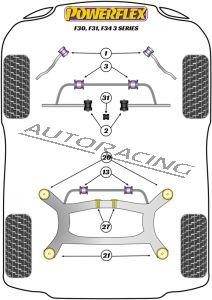 BMW SEDAN / TOURING / GT ROAD SERIES