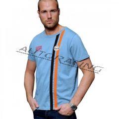 Gulf Racing T-paita koko S